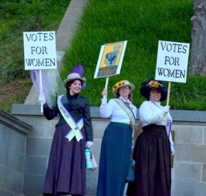 Commemorating 100 Years of Women's Suffrage in Lynchburg