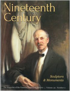 Nineteenth Century, Special Issue on Sculptors & Monuments